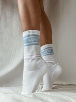MAINZ Socken (HELL-BLAU)