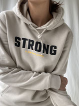 STRONG IS THE NEW PRETTY (Hoodie)