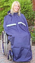 Regenschutz Poncho