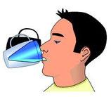 Becher nosey-150