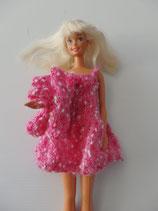 Vêtements pour poupée mannequin