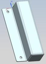 Storzschlüsselhalter für 1 Paar 75 / B Storzschlüssel