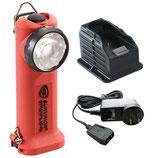 Survivor Plus LED Akku und 12/230 Volt Normalladesockel