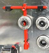 Hydrantenschlüsselhalter stehend Artikelset