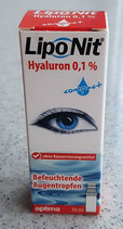 LipoNit Hyaluron 0,1% compact