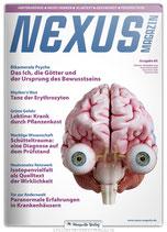 NEXUS Magazin 85, Oktober-November 2019