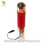 Orgonit-Kraftstab 35 Millimeter