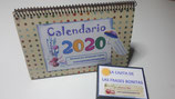 CALENDARIO BOLSILLO INTERCAMBIABLE