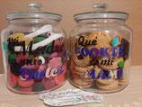 Bote grande dulces