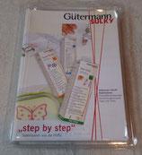 GÜTERMANN Starter-Kit Stabilisatoren (Stickvlies-Set)