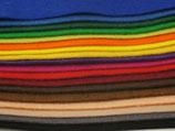 20 x 30 cm Filz Platten (5 Stück)
