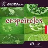 Giant Dragon Crop Circles