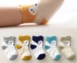 Socken Füchse