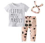 "Kleiderset ""Little Miss Perfect"""