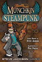 Munchkin Steampunk Englisch