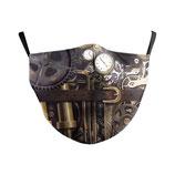 Steampunk Gesichtsmaske 1