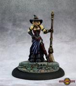 Steampunk Hexe