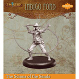 Indigo Ford Metall