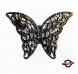 Steampunk Schmetterling Filigree