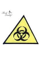 Patch Biohazard Dreieck