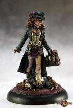 Steampunk Frau 2