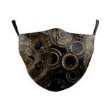 Steampunk Gesichtsmaske 2