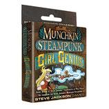 Munchkin Steampunk Girl Genius EN