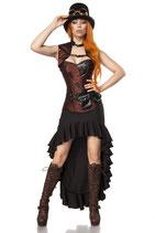 Komplett Steampunk Kostüm 1