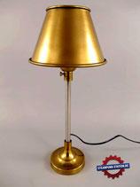 Stehlampe Messing klein
