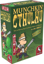 Munchkin Cthulhu 1 + 2