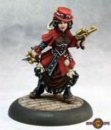 Steampunk Frau 1