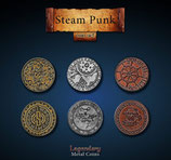 Steampunk Coin Set