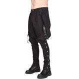 Military Pants Denim (Schwarz)