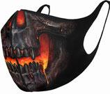 Skull Lava Gesichtsmaske