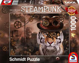 Steampunk Tiger Puzzle
