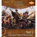 Scions of the Sands Set 1