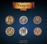 Vampir Münzset