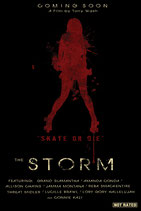 The Storm Teaser Poster