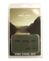 Firesteel-Set in Metallbox