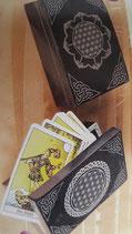 Kartenboxen aus Speckstein