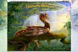 Großer Dragon Worlds Kalender 2020