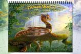 Small Dragon Worlds Calendar 2020