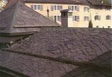 Carte postale no 11 - Les vieux toits