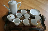 Tirschenreuth Porzellan Kaffee Service