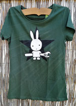 "T-Shirt ""Rabbit with Wrench"""