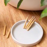 Nachhaltige Interdentalbürsten aus Bambus – verschiedene Grössen