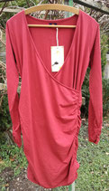 Kleid von Chapati, Farbe Hennarot