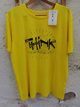 "Uprise Hanf Shirt ""think"""