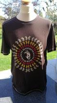 """T-Shirt """"Buddha"""", Größe L"""