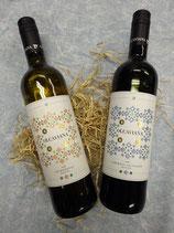 ①オーガニックワイン赤・白セット